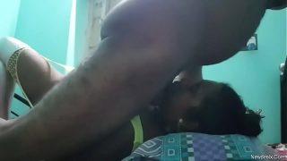 Bengali horny babe sucks before fuck