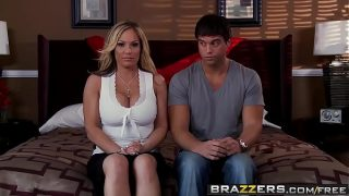 Brazzers – Real Wife Stories –  Swapping The Wife scene starring Tasha Reign, Tyler Faith, Charles D