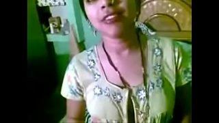 Desi wife second night