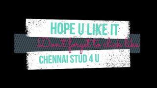 Fucked a Chennai Cuckold couple. Hubby filmed the session