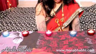 indian mona bhabhi celebrating diwali TİGHT PUSSY BOUNCİNG