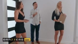 Real Wife Stories – (Abigail Mac, Keiran Lee) – Nailed At The Estate Sale – Brazzers