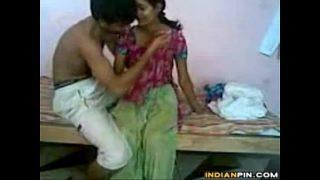 self recorded hindu couple fucking